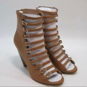 BCBGeneration Alise Caged Sandal Toffee / Brown